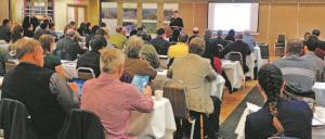 Au Colloque Eaux et Municipalités, activité de formation et de transfert des connaissances.