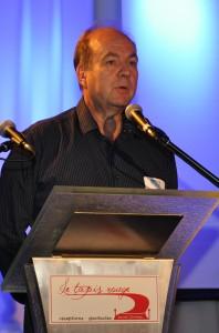 Alain Saldzius, président de Fondation Rivières
