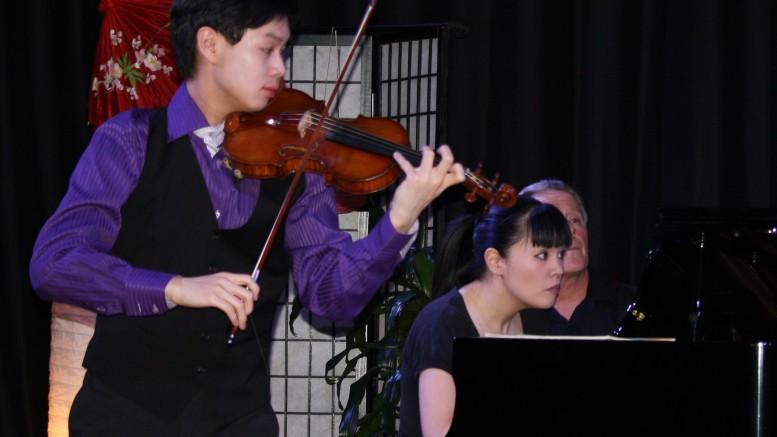 Janelle Fung et Timothy Chooi