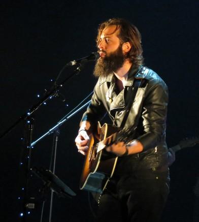 Photo : Élise Paquin; Ryan Kennedy et ses compositions country-folk ont enivré la salle du Théâtre du Marais le 3 juin dernier.