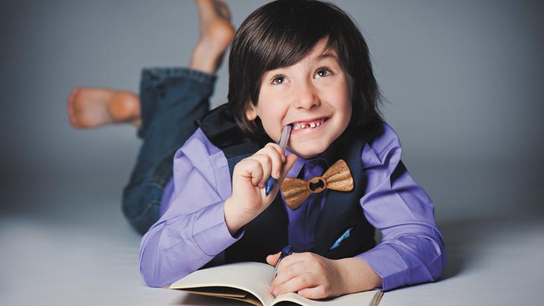 Photo : Annie Savage ;   Elliot Léonard a été choisi pour être l'un des petits ambassadeurs de la Grande journée des petits entrepreneurs.