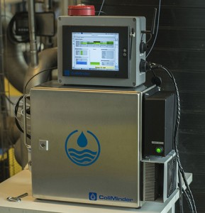 e Coliminder a été développé par une PME viennoise et permet de mesurer la concentration de coliformes fécaux en seulement 30 minutes.