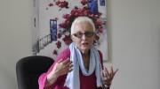 Michèle Desjardins, nouvelle coordonnatrice de la Maison d'entraide.