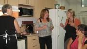 Photo : Myrielle Des Landes; Découvrir les épices avec la passionnée Nathalie Bergeron.
