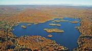 Vue du lac Écho Crédit : Claude Duchaîne