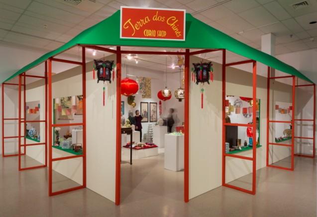 Crédit photo : Lucien Lisabelle; Karen Tam, Terra Dos Chinês Curio Shop, 2012-2016.Crédit photo : Lucien Lisabelle