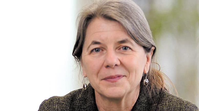 Photo: courtoisie; Sylvie de Grosbois, vice-rectrice à l'enseignement et à la recherche à l'UQO .