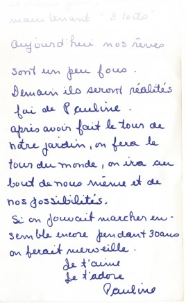 lettreamour