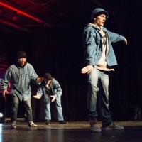 1re place : Northy Funk (danse) Dans la catégorie 18 à 21 ans