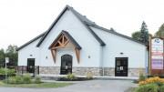 Photo : Jacinthe Laliberté; Le nouveau centre communautaire qui est prêt à recevoir la population de Sainte-Anne-des-Lacs.