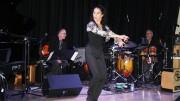 Photo : Daniel Pilon Sonia Rochette, danseuse flamenco