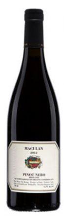 Pinot noir Maculan 2017, Breganze